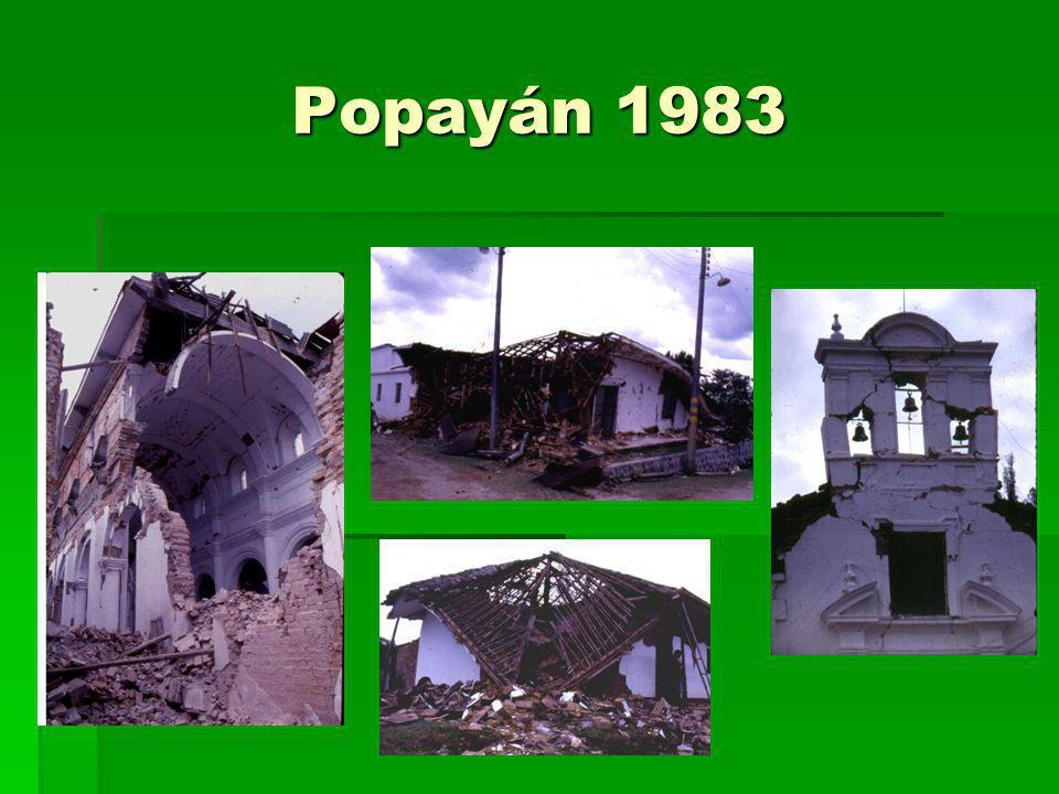 Popayán 1983