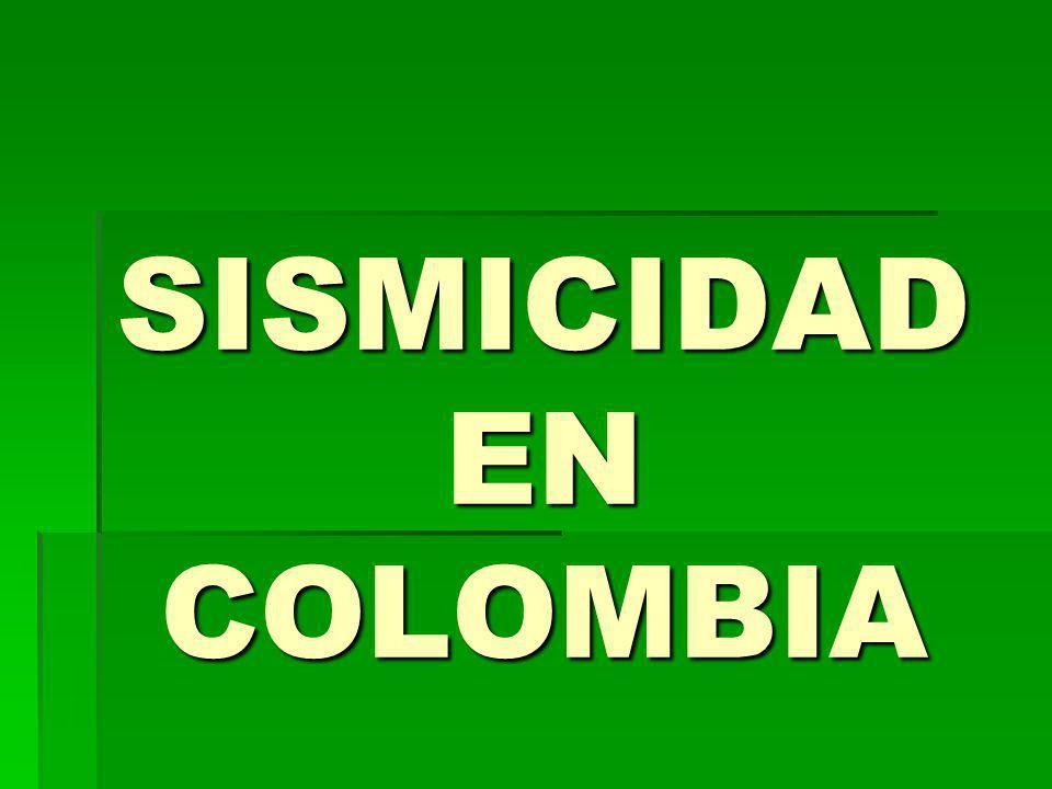 1906.PACÍFICO SUR DE COLOMBIA. Se dice que pudo ser el tercer sismo más grande de la historia.
