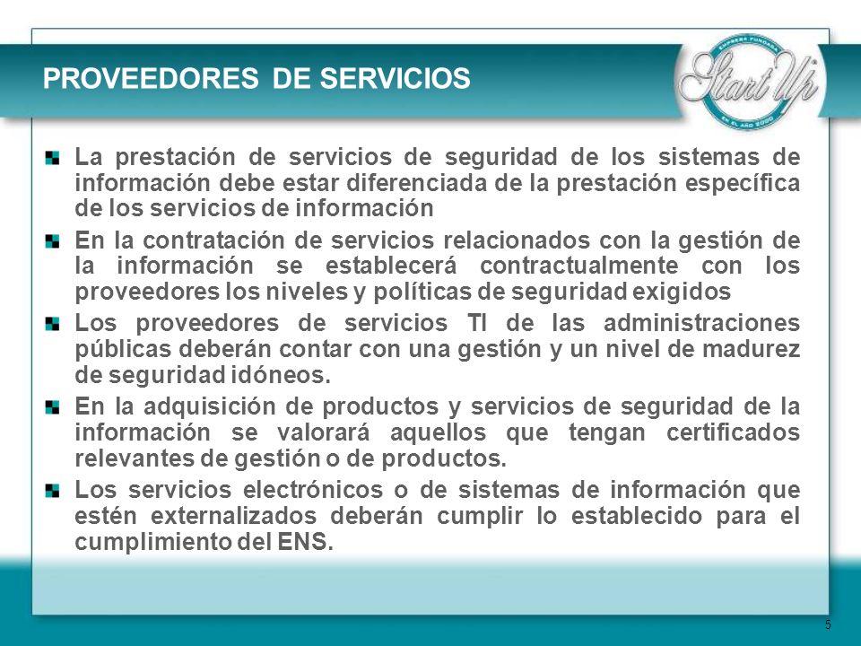 6 PRINCIPIOS BÁSICOS Seguridad integral.La gestión de la seguridad debe ser un proceso integral.