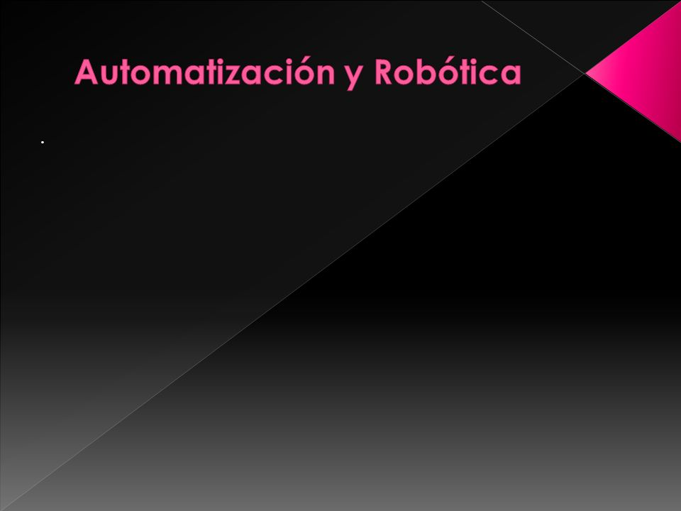 La robótica es una área interdisciplinaria formada por la ingeniería mecánica, eléctrica, electrónica y sistemas computacionales.ingenieríamecánica electrónicasistemas (La mecánica comprende tres aspectos: diseño mecánico de la máquina, análisis estático y análisis dinámico.)mecánicadiseñoanálisis