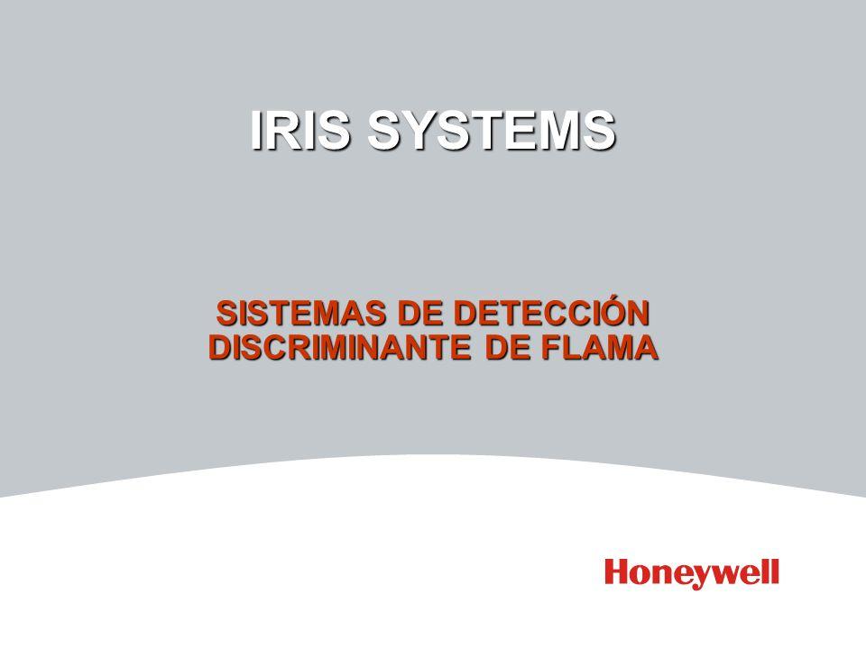 IRIS SYSTEMS SISTEMAS DE DETECCIÓN DISCRIMINANTE DE FLAMA