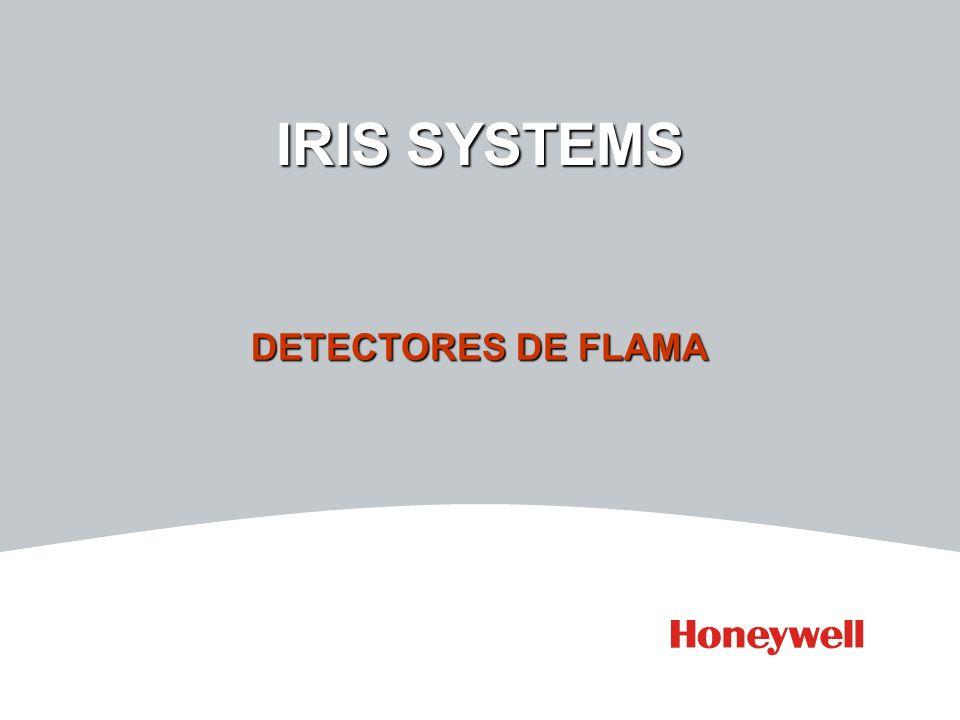 IRIS SYSTEMS DETECTORES DE FLAMA