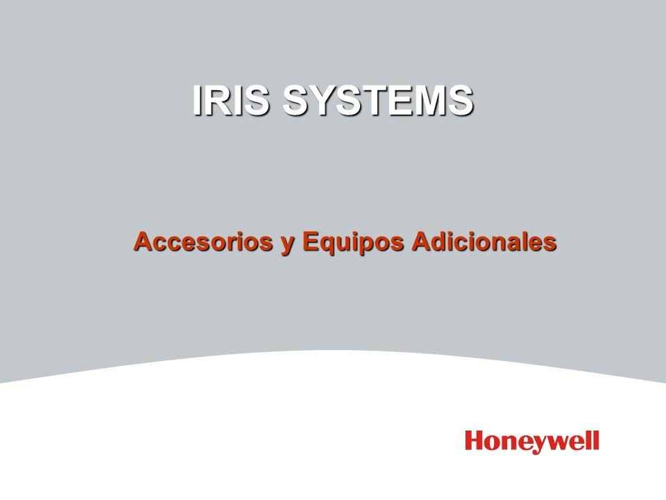 IRIS SYSTEMS Accesorios y Equipos Adicionales