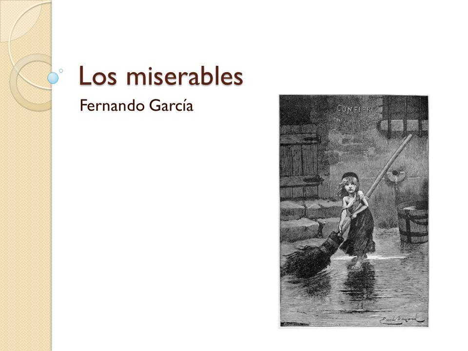 Tema Estudio de la sociedad: sus pasiones, caracteres y actos Se nos muestra la pobreza en el siglo XIX.