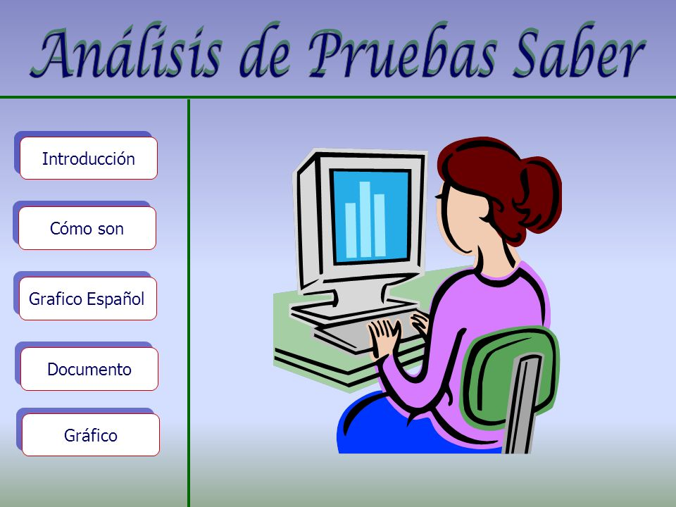 Introducción Cómo son Grafico Español Documento Gráfico