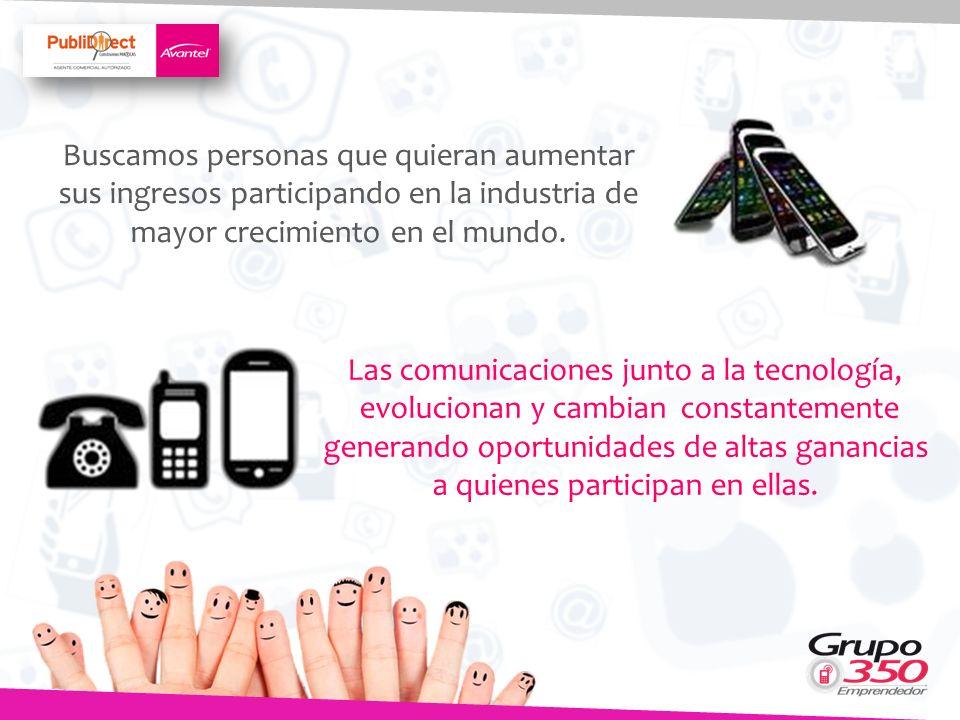 49 millones Tan solo en Colombia existen 49 millones de líneas celulares activas, se venden más 750 mil de 750 mil SIM CARD, al mes.