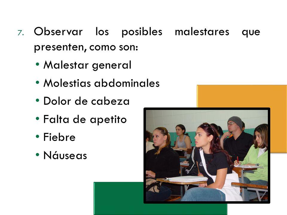 9.No consumir alimentos en la vía pública. 10.