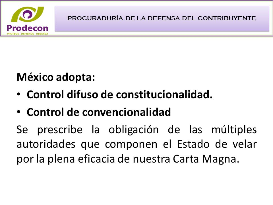 El control de constitucionalidad puede funcionar así actualmente como sistema concentrado o como difuso.