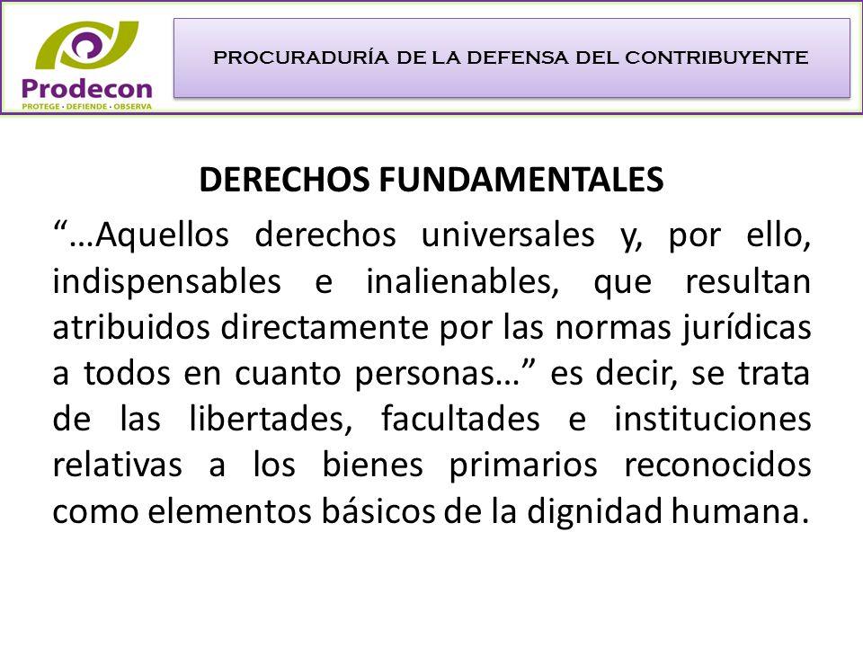 EJES RECTORES DE LA REFORMA CONSTITUCIONAL Reconocimiento de los derechos humanos consagrados tanto en la Constitución Política de los Estados Unidos Mexicanos (CPEUM), como en los Tratados Internacionales de los que México es parte; Establecimiento de un nuevo principio de interpretación pro-persona de esos derechos; PROCURADURÍA DE LA DEFENSA DEL CONTRIBUYENTE