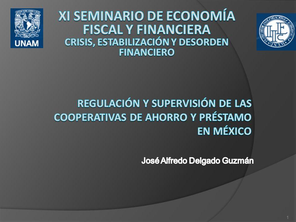 Datos del Sector: Septiembre 2009 Septiembre 2010 Número de Instituciones4255 Número de Socios2,634,5903,402,850 Número de Sucursales7071,034 Fuente: CNBV 12