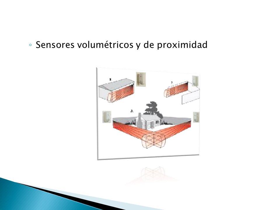 Sensores volumétricos y de proximidad