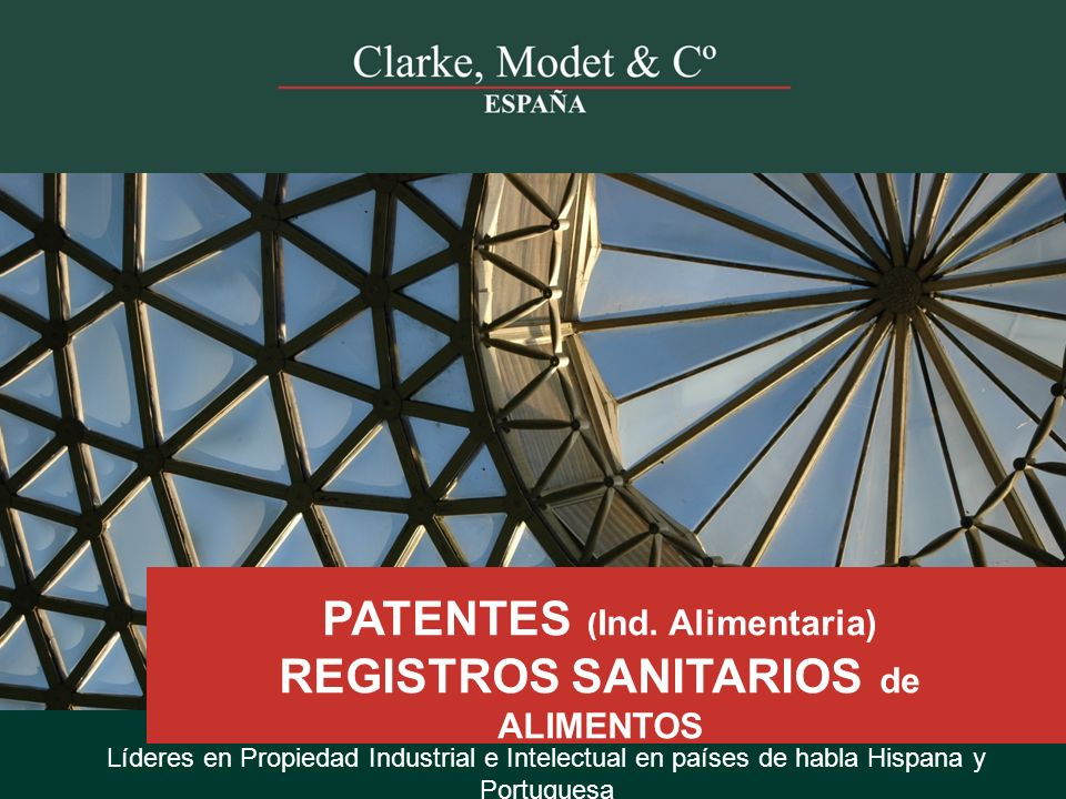 Latinoamérica - Patentes Procedimiento en LA.