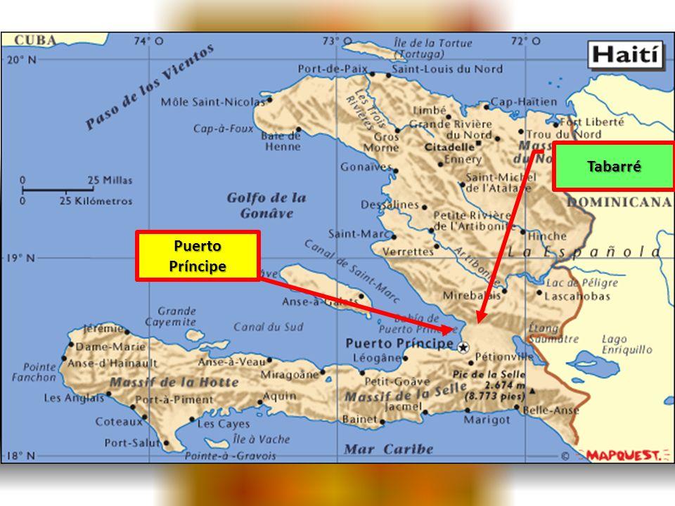 Puerto Príncipe Tabarré