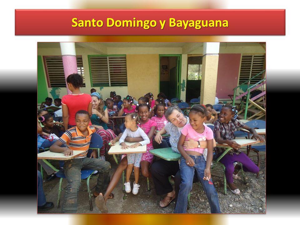 Santo Domingo y Bayaguana