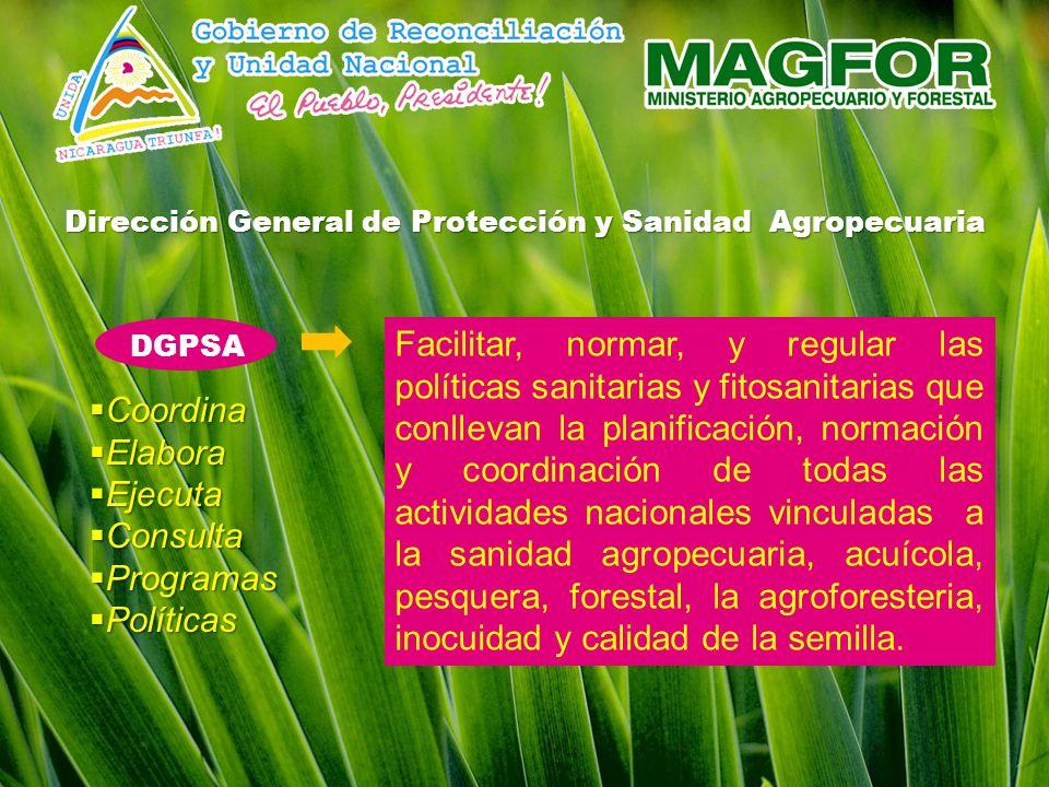 Base Legal de Cuarentena Agropecuaria Normas,Procedimientos, Acuerdos, Decretos Ministeriales, Protocolos y Convenios.