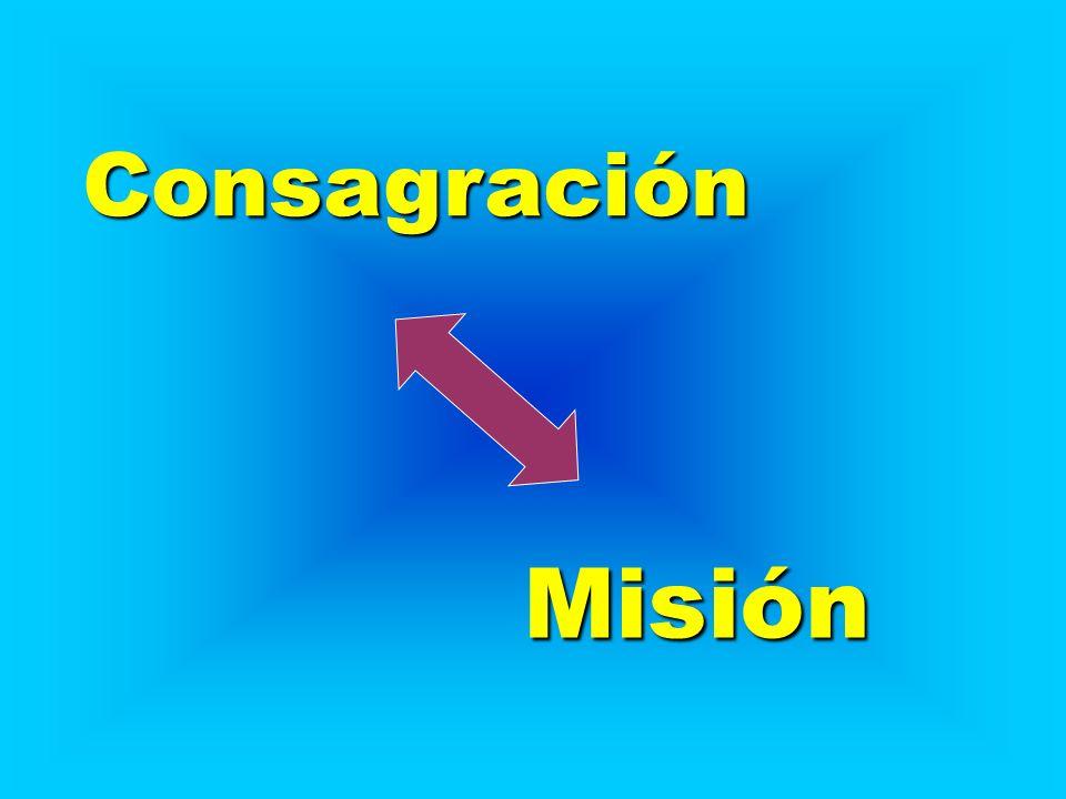 Consagración Misión