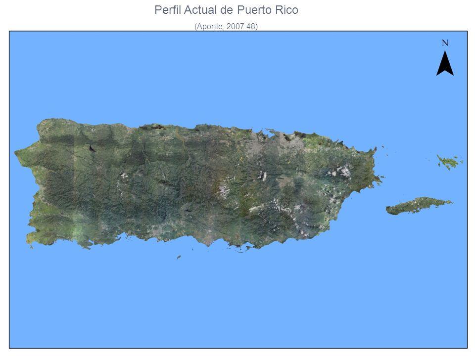 Puerto Rico actualPerfil Actual de Puerto Rico (Aponte, 2007:48)