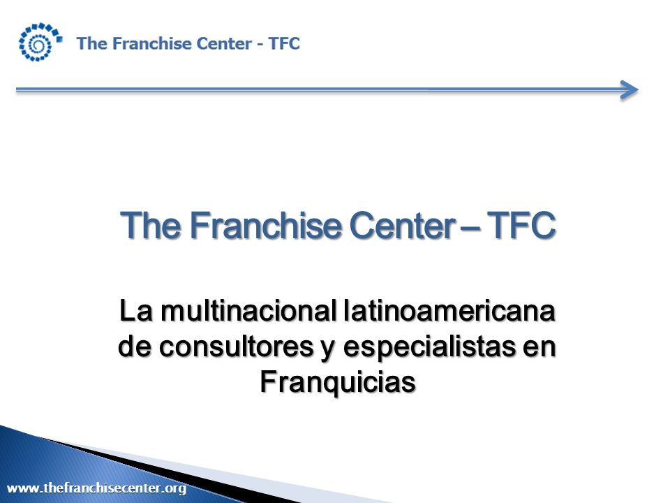 Quiénes somos.The Franchise Center Inc.
