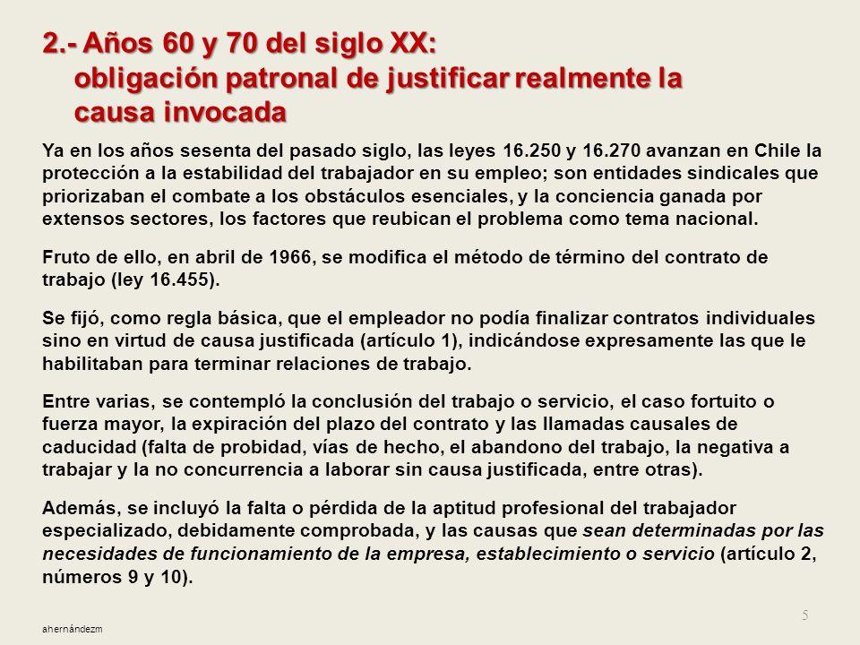1.- ¿Cómo regulaba el Código de trabajo de 1931 el término del contrato individual? 1931 el término del contrato individual? En Chile, según las orien