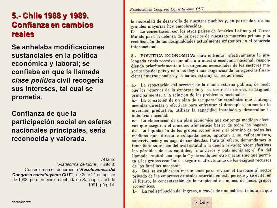 8 4.- La dictadura: plan laboral y libre despido plan laboral y libre despido Proyectando su sistema de relaciones laborales, y como parte de su llama