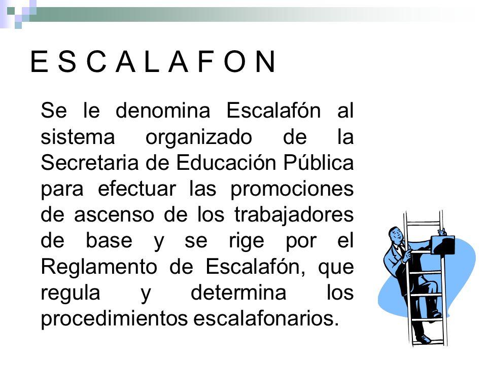ELABORACION DE CATALOGOS SE ELABORARAN EN BASE A: La relación oficial de plazas de base proporcionada por el depto de recursos humanos.( constancia de servicios).