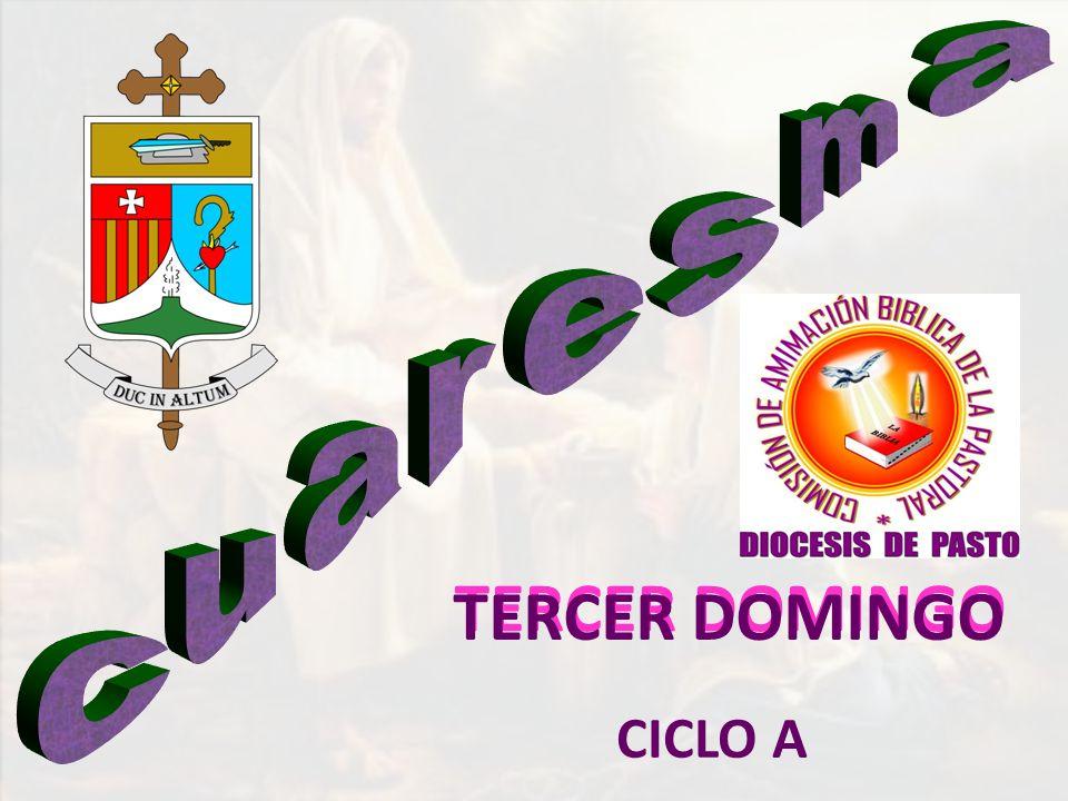 TERCER DOMINGO CICLO A