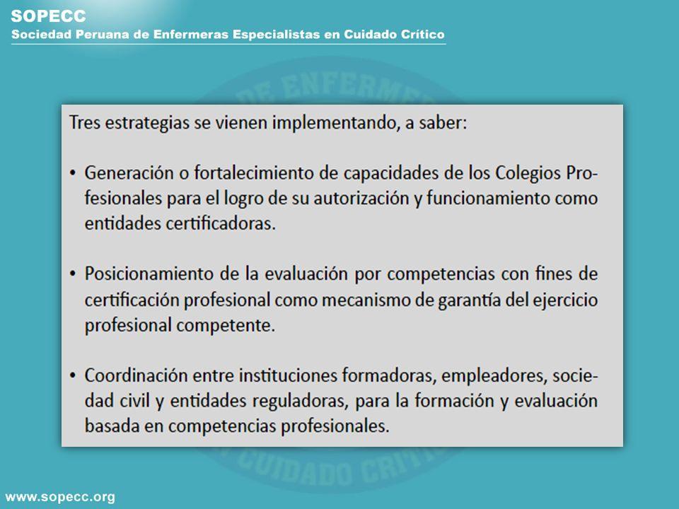 Comisión Técnica de Certificación Profesional en Salud - CTCPS En concordancia con la tercera estrategia, el Directorio de CONEAU acordó conformar la Comisión Técnica de Certificación Profesional en Salud - CTCPS, con el fin de armonizar conceptos y métodos, con los principales empleadores, formadores y reguladores de las profesiones de salud.