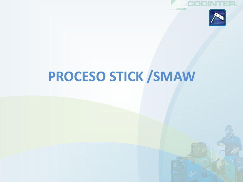 PROCESO STICK /SMAW