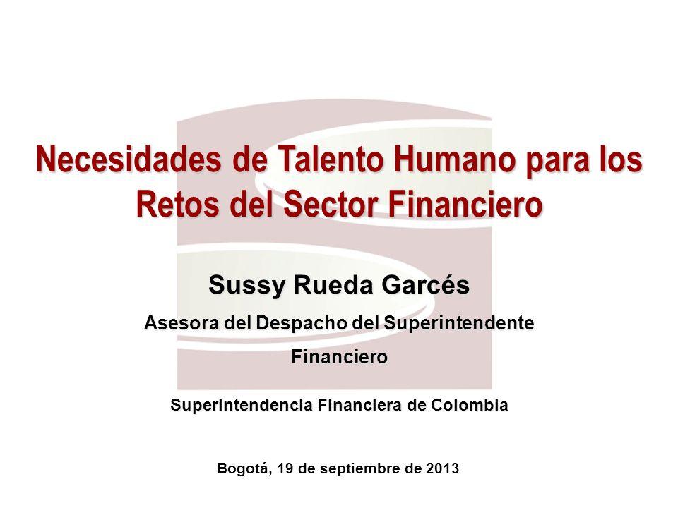 Superfinanciera, Primera en Transparencia 1.Resultados generales del Sistema 2.Retos del Sistema Financiero 3.Necesidades de Talento Humano 3 Agenda