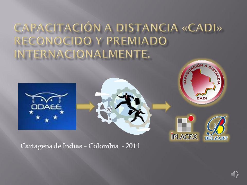 Cartagena de Indias – Colombia - 2011