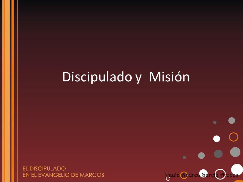Discipulado y Misión