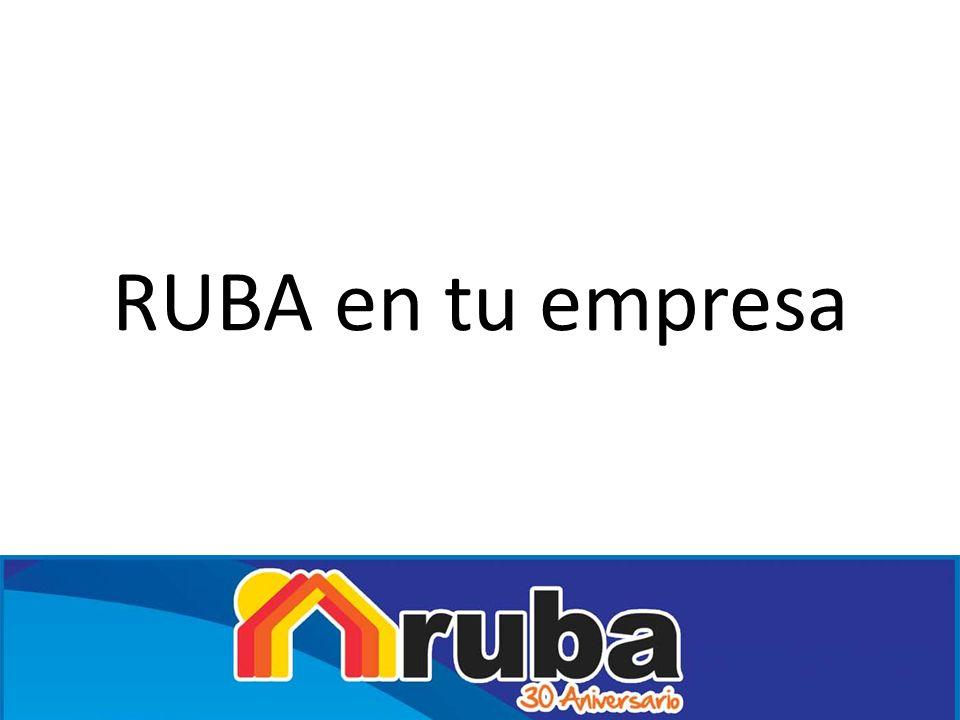 RUBA en tu empresa
