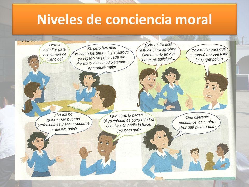 Niveles de conciencia moral