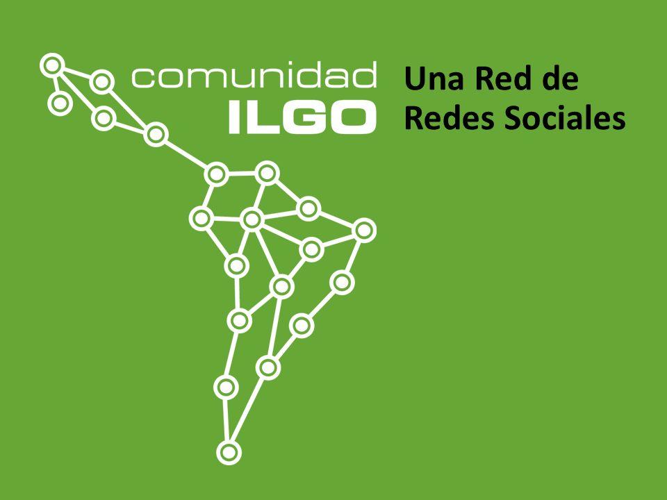 Una Red de Redes Sociales