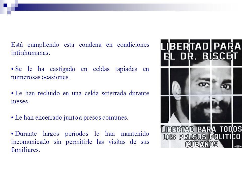 Amnistía Internacional lo considera un preso de conciencia, detenido únicamente por el ejercicio pacífico de sus libertades fundamentales y pide su liberación inmediata y sin condiciones.
