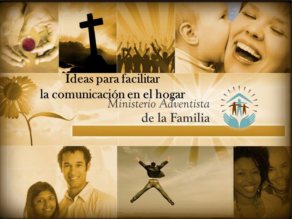 Ideas para facilitar la comunicación en el hogar