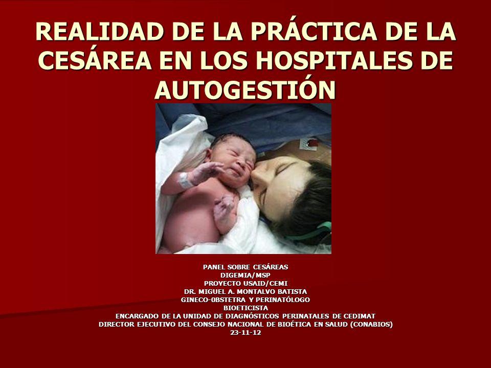 HOSPITALES DE AUTOGESTIÓN HOSPITAL GENERAL PLAZA DE LA SALUD HOSPITAL GENERAL PLAZA DE LA SALUD CEDIMAT CEDIMAT HOSPITAL DR.