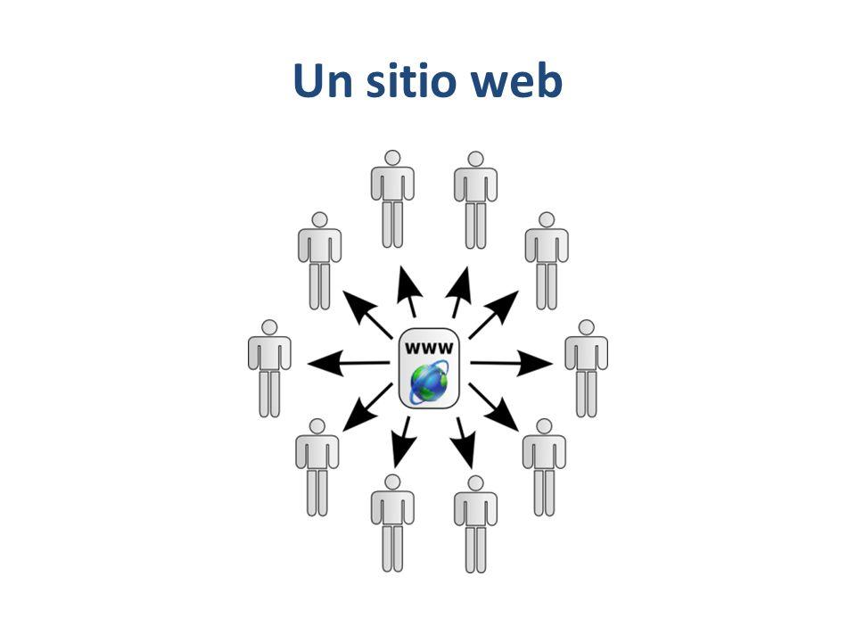 Un sitio web