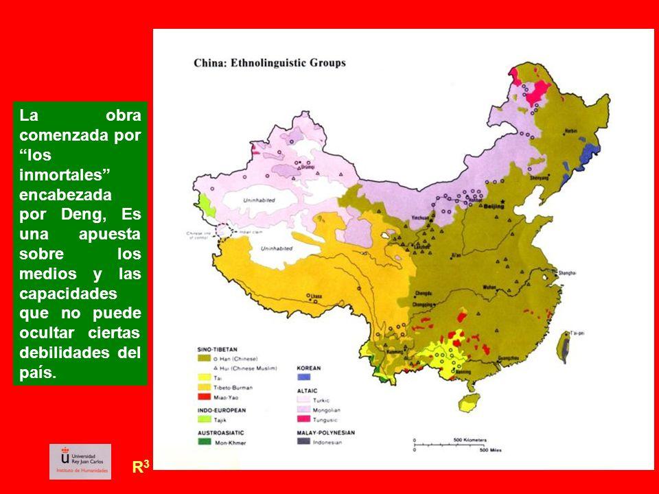 R3R3 Tibet es el principal problema de imagen de la RPCh.