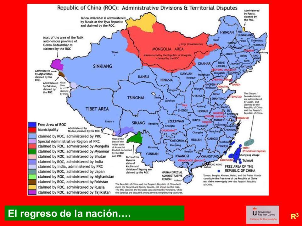 R3R3 El regreso de la nación….