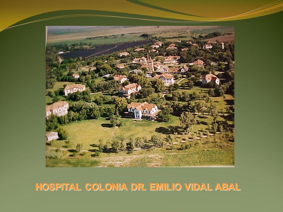 HOSPITAL COLONIA DR. EMILIO VIDAL ABAL