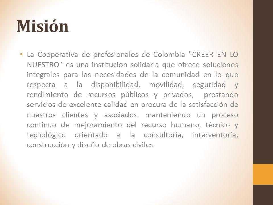 Con el objetivo de tener una amplia cobertura a nivel nacional contamos con oficinas en los siguientes departamentos: Huila, Municipio de Neiva Arauca