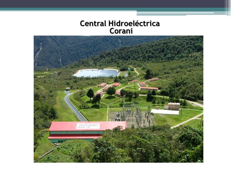 Central Hidroeléctrica Santa Isabel Santa Isabel