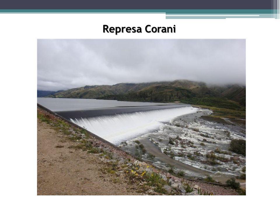 Represa Corani