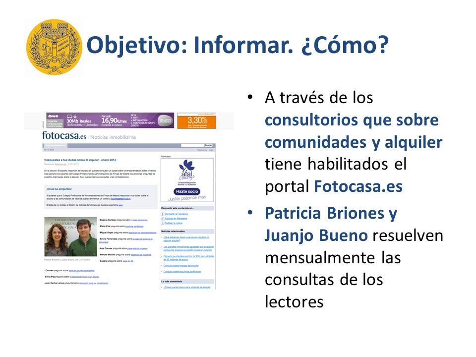 ¡Gracias por la atención! Me podéis encontrar en: Gabinete.prensa@cafmadrid.es