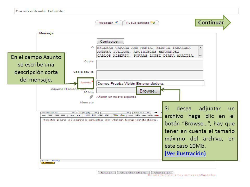 Se puede buscar a un usuario específico, ingrese su nombre y seguidamente pulse el botón buscar.