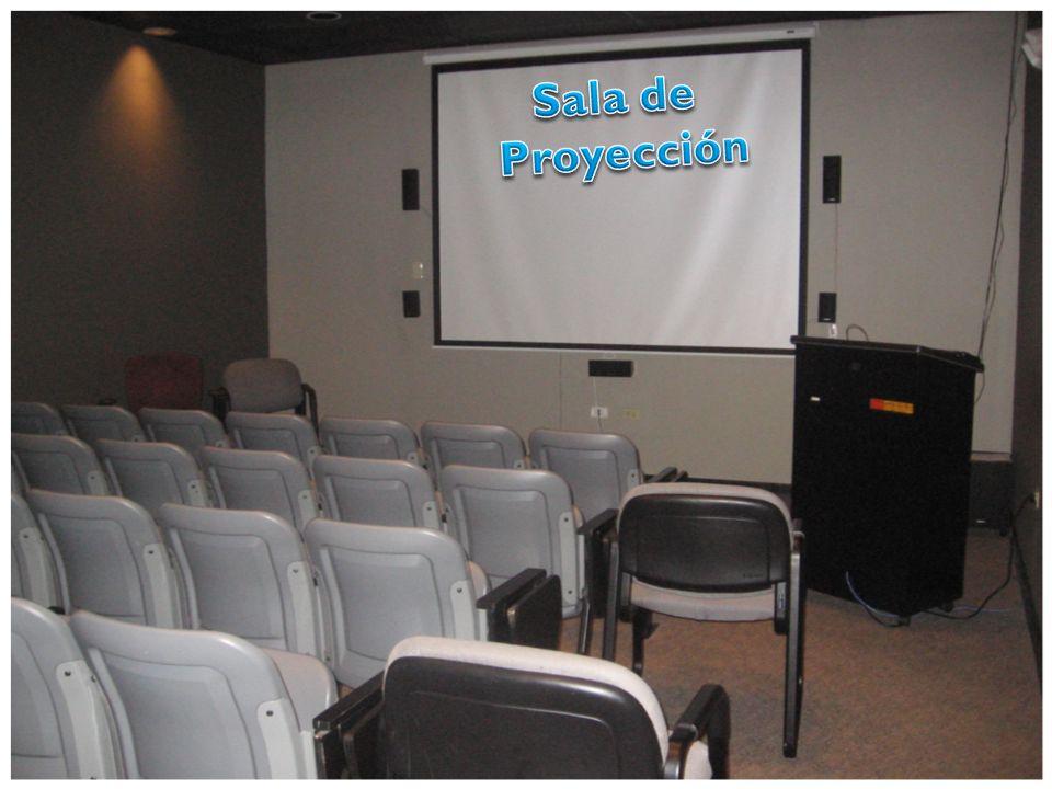 Colección de Audiovisual Se encuentra ubicada en el primer piso de la Biblioteca. Tiene la misión de contribuir al desarrollo intelectual de los estud