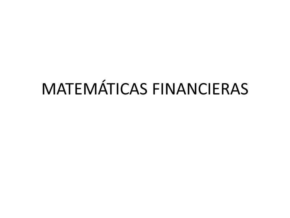 Cálculo de Tiempo t = (VF/P -1)/i Ejemplo: Calcule el tiempo necesario para que una deuda de $1,948,052 de convierta en $3,000,000 al 3% mensual: t = ($3,000,000/ $1,948,052 – 1)/0.03 = 18 meses Interés Simple - Fórmulas