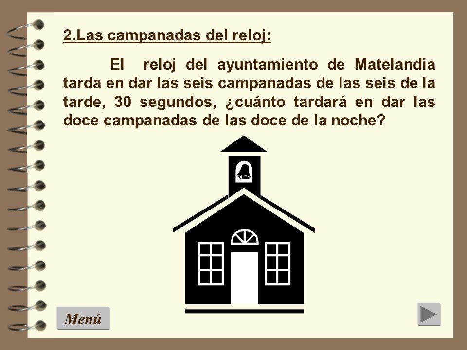 22.Soltero pa to la vida: En Matelandia, 2/3 de los hombres están casados con los 3/5 de las mujeres.