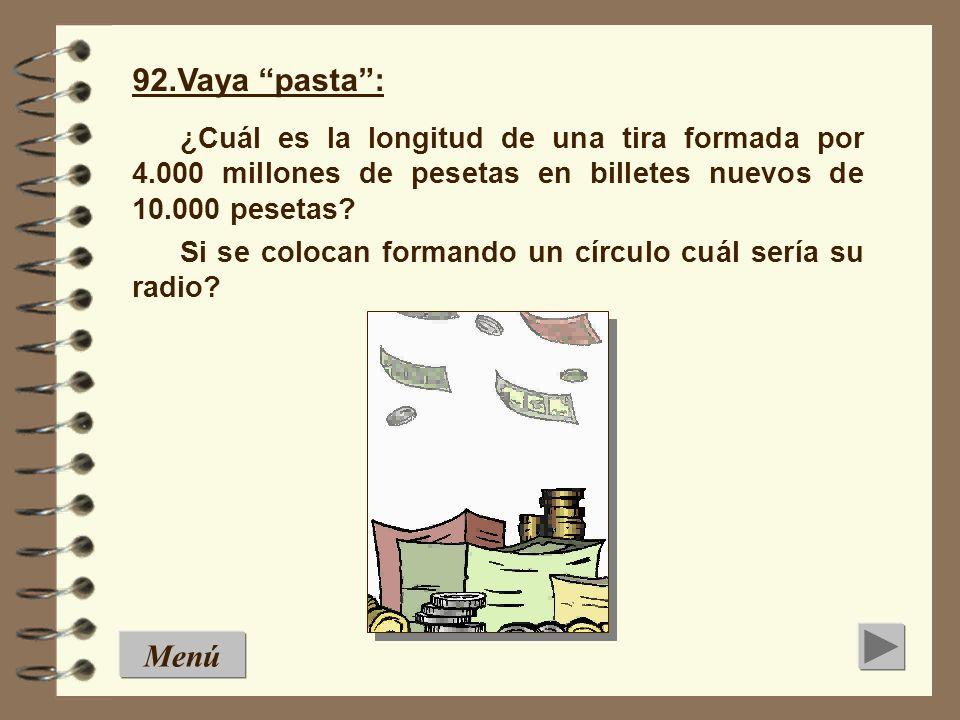91.El fontanero y los depósitos: Un fontanero recibió el encargo de hacer dos cisternas rectangulares de cinc, una con tapa y otra sin ella, de capaci